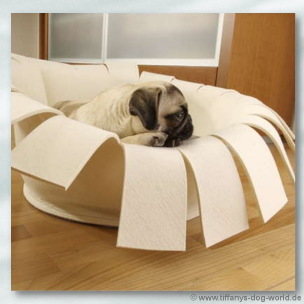 Crown Filz, Hundebett