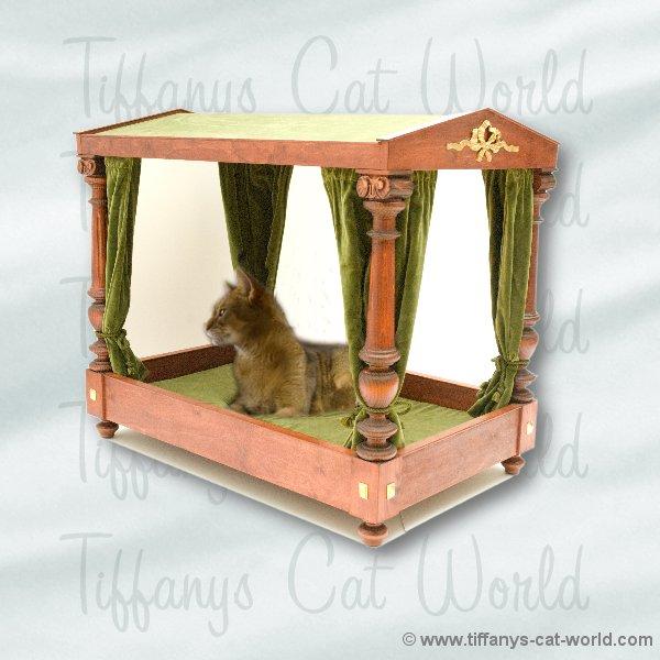 Katzenbetten Katzenhöhlen Katzenkörbe - Hundehalsbänder online ...
