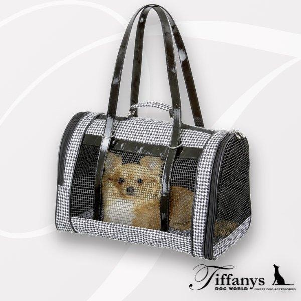 tragetasche pepita hundehalsb nder online kaufen hundeleinen hundegeschirre hundebetten. Black Bedroom Furniture Sets. Home Design Ideas