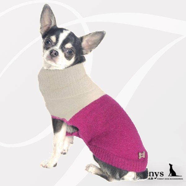 Chihuahua Betten: Hundepullover Anastasia (Angora)