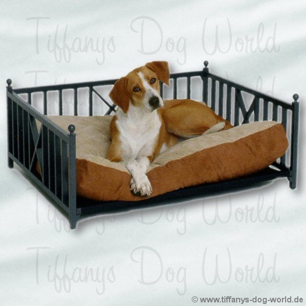 Classic Dog Bed + Kissen