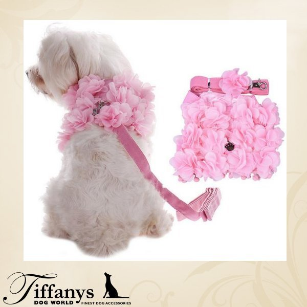 "Hundesoftgeschirr ""Pink Dream"""