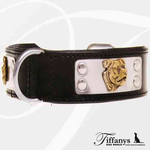 "Halsband ""Dogs of Steel Black"""